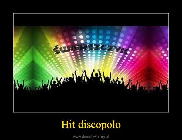 Hit discopolo –