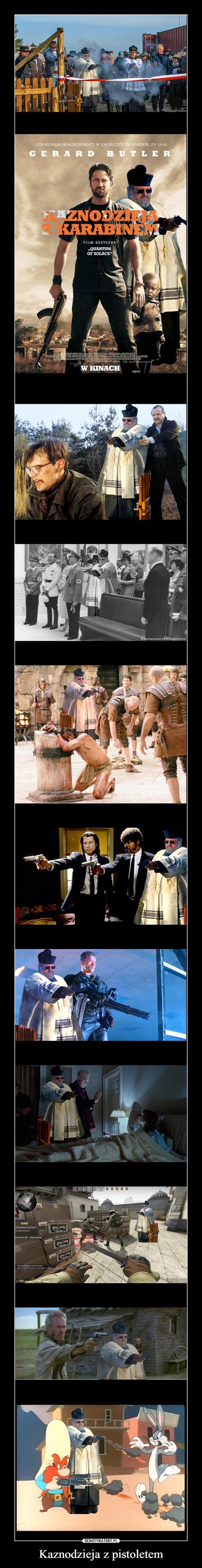 Kaznodzieja z pistoletem –