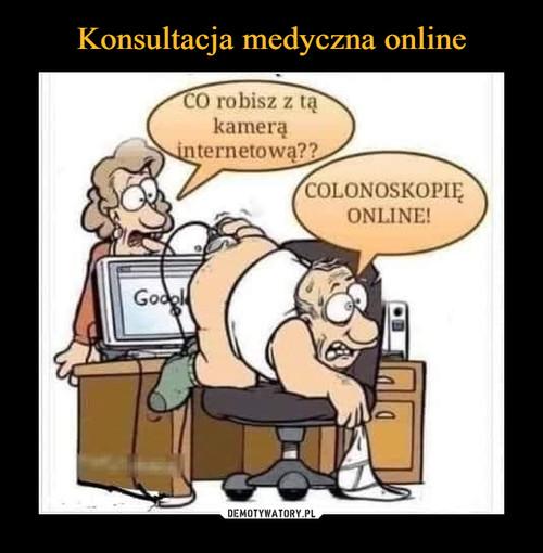 Konsultacja medyczna online
