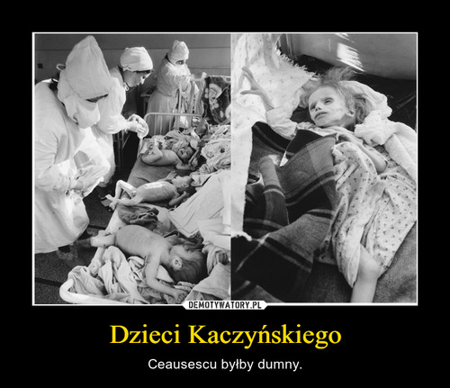 Dzieci Kaczyńskiego