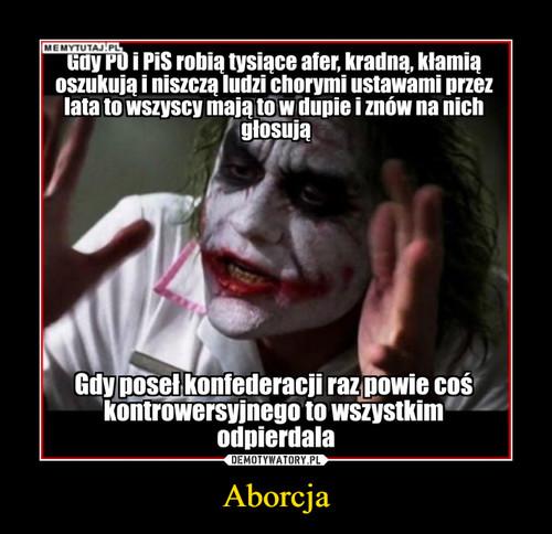 Aborcja
