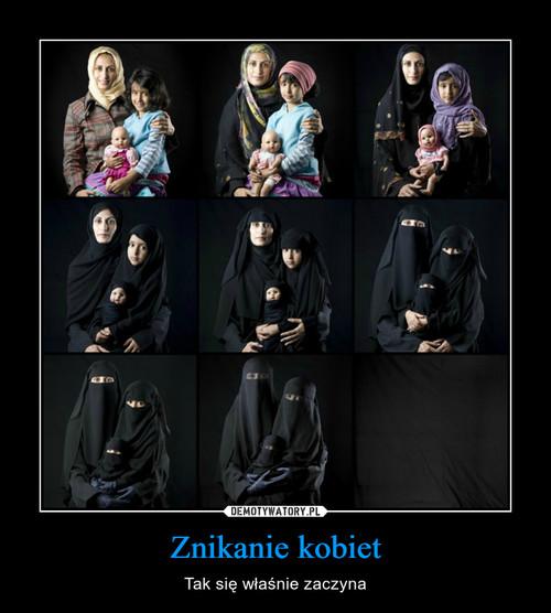 Znikanie kobiet
