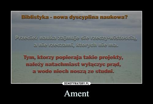 Ament